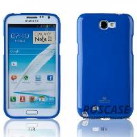 TPU чехол Mercury Jelly Color series для Samsung N7100 Galaxy Note 2
