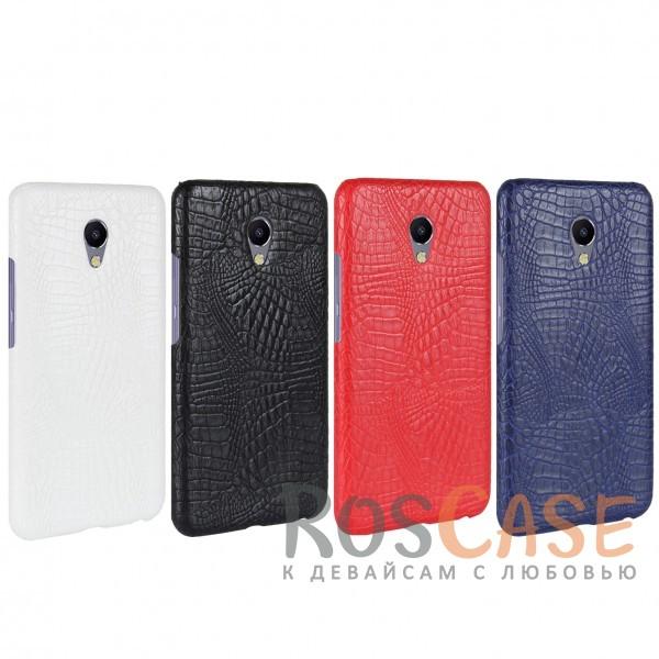 Стильный защитный чехол-накладка с текстурой крокодиловой кожи для Meizu M5 NoteОписание:совместимость - Meizu M5 Note;тип - накладка;материал - искусственная кожа;защита задней панели и боковых граней;не скользит в руках;не заметны отпечатки пальцев;ультратонкий дизайн;фактурная поверхность с имитацией крокодиловой кожи;все необходимые функциональные вырезы.<br><br>Тип: Чехол<br>Бренд: Epik<br>Материал: Искусственная кожа