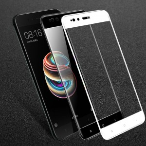 5D защитное стекло для Xiaomi Mi 5X / Mi A1 на весь экран