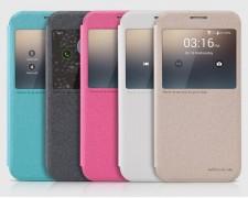 Nillkin Sparkle | Чехол-книжка с функцией Sleep Mode  для Samsung Galaxy S6 (G920F)