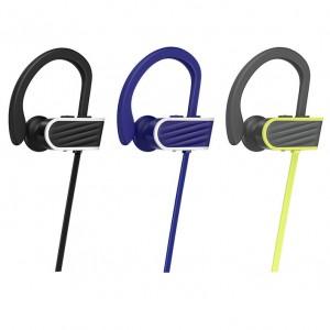 HOCO ES7 | Беспроводные наушники с микрофоном и специальным креплением