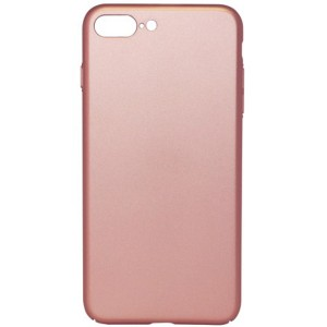 Joyroom | Матовый soft-touch чехол для Apple iPhone 7 Plus с защитой торцов