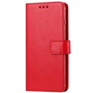 "Plain |  кожаный чехол-книжка (4.9-5.3"") для Samsung Galaxy Grand Neo (i9060/i9082)"