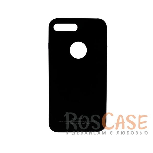 Металлический бампер Luphie с акриловой вставкой для Apple iPhone 7 plus (5.5) (Черный / Черный)Описание:бренд -&amp;nbsp;Luphie;материал - алюминий, акриловое стекло;совместим с Apple iPhone 7 plus (5.5);тип - бампер со вставкой.Особенности:акриловая вставка;прочный алюминиевый бампер;в наличии все вырезы;ультратонкий дизайн;защита устройства от ударов и царапин.<br><br>Тип: Чехол<br>Бренд: Luphie<br>Материал: Металл