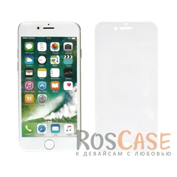 Защитное стекло 3D Full Cover для Apple iPhone 7 (4.7)<br><br>Тип: Защитное стекло<br>Бренд: Epik