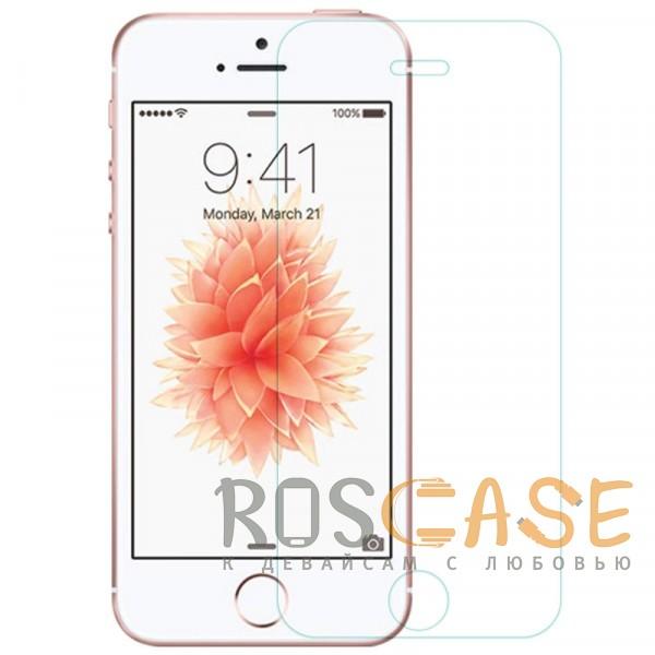 фото защитного стекла  Nillkin Anti-Explosion Glass Screen (H+) для Apple iPhone 5/5S/5SE