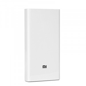 Xiaomi Mi 2 | Портативное зарядное устройство Power Bank 20000mAh 2 USB, 2.1A+1.5A (PLM06ZM) для Samsung Galaxy A8 Star (A9 Star)
