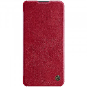 Nillkin Qin | Чехол-книжка из Premium экокожи  для Samsung Galaxy A21s