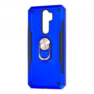 Противоударный чехол SG Ring магнитный держатель для Xiaomi Redmi Note 8 Pro