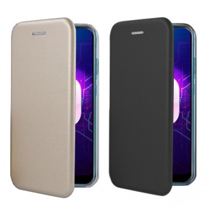 Open Color | Чехол-книжка для Nokia 7 plus с функцией подставки и магнитом