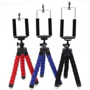 Гибкий штатив Осьминог для съемки видео с креплением для телефона для Asus Zenfone 3 Laser (ZC551KL)