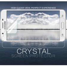 Nillkin Crystal | Прозрачная защитная пленка  для Samsung Galaxy J7 Prime 2016 (G610F)