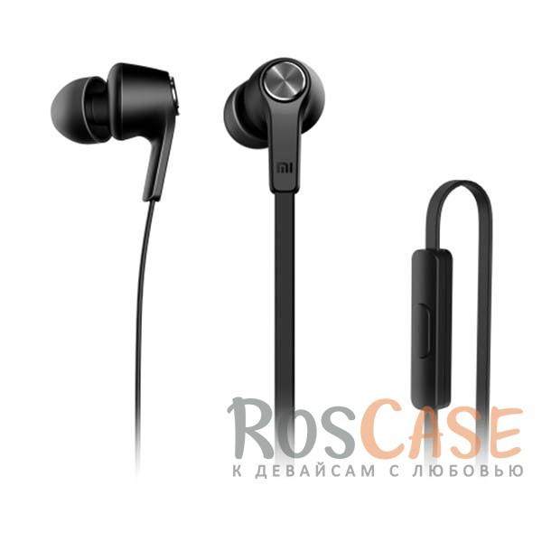 Xiaomi PISTON 5 | Вакуумные наушники с пультом управления и микрофоном (Черный)Описание:тип  -  наушники;материалы - алюминий, силикон;разъем  -  3,5 mini jack;длина провода - 125 см;диапазон частот 20  -  20000 Гц;сопротивление  -  32 Ом;чувствительность 98 дБ;на проводе расположен пульт управления и микрофон.<br><br>Тип: Наушники/Гарнитуры<br>Бренд: Epik