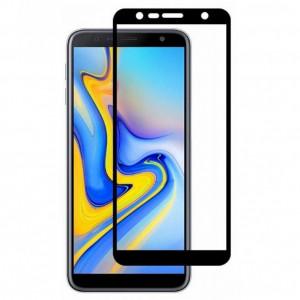 Защитное стекло 5D Full Cover для Samsung Galaxy J4 Plus (2018)