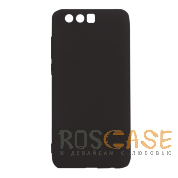 Фото Черный J-Case THIN | Гибкий силиконовый чехол для Huawei Honor 9