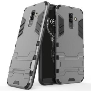 Transformer | Противоударный чехол для Samsung Galaxy A6 Plus (2018) с мощной защитой корпуса