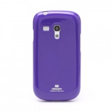 фотография TPU чехол Mercury Jelly Color series для Samsung i8190 Galaxy S3 mini