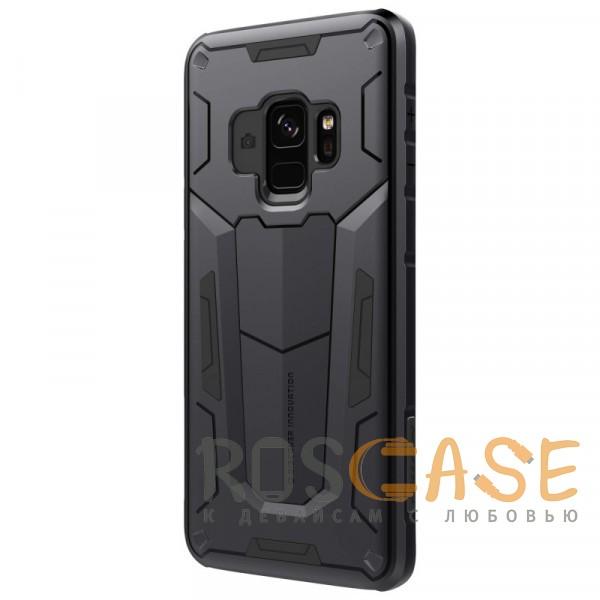 Фото Черный Nillkin Defender 2 | Противоударный чехол для Samsung Galaxy S9