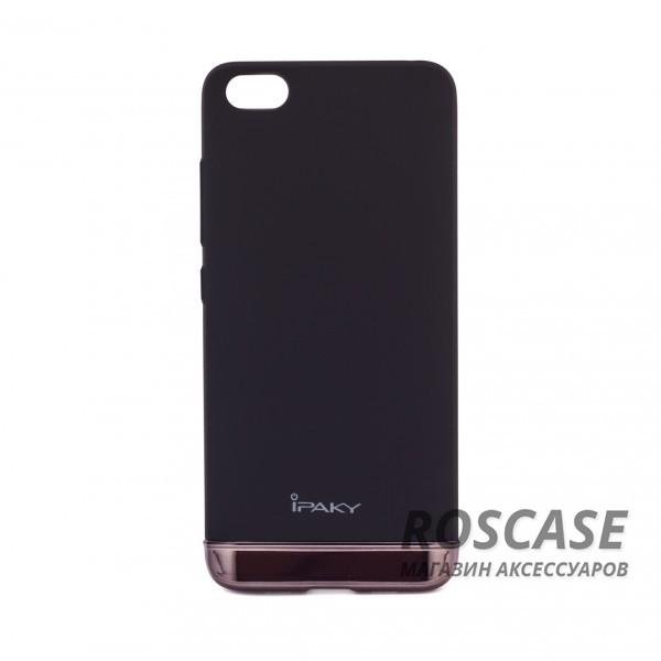 Чехол iPaky Joint Series для Xiaomi MI5 / MI5 Pro (Черный)Описание:производитель - iPaky;совместим с Xiaomi MI5 / MI5 Pro;материал: термополиуретан, поликарбонат;форма: накладка на заднюю панель.Особенности:эластичный;матовый;ультратонкий;надежная фиксация.<br><br>Тип: Чехол<br>Бренд: Epik<br>Материал: Пластик