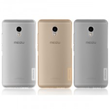 фото TPU чехол Nillkin Nature Series для Meizu M3e