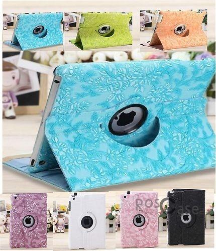 Фото чехла TTX Flower Series (360 градусов) для Apple iPad 3