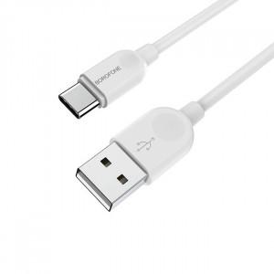 Borofone BX14 | Кабель USB Type-C 3A 2 метра