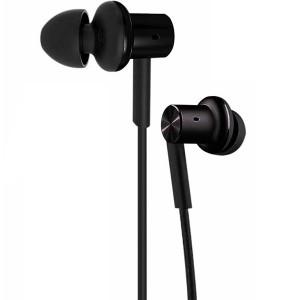 Xiaomi PISTON 5 (реплика) | Вакуумные наушники с пультом управления и микрофоном (Черный) (Уценка)