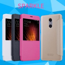 Nillkin Sparkle | Чехол-книжка с окошком для Xiaomi Redmi Pro
