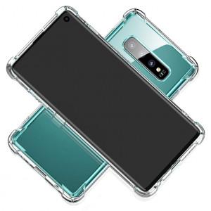King Kong | Противоударный прозрачный чехол для Samsung Galaxy S10 Plus с защитой углов