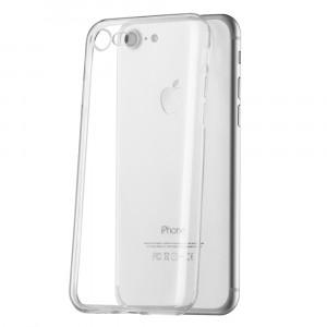 Прозрачный силиконовый чехол  для iPhone SE (2020)