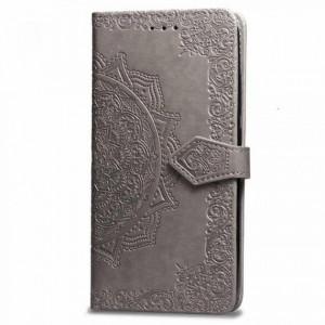 Кожаный чехол (книжка) Art Case с визитницей  для Xiaomi Redmi Note 7 (Pro) / Note 7s