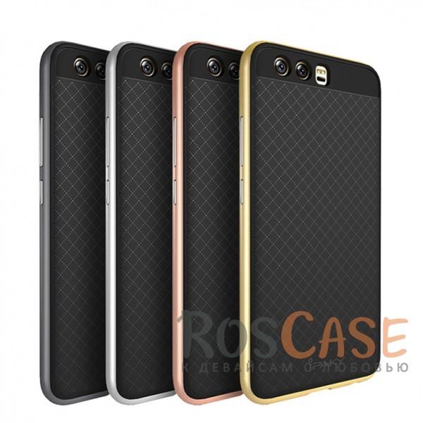 Двухкомпонентный чехол iPaky (original) Hybrid со вставкой цвета металлик для Huawei P10 PlusОписание:разработан специально для Huawei P10 Plus;бренд - iPaky;материал - поликарбонат, термополиуретан;тип - накладка;защищает от ударов;покрытие анти-отпечатки;укрепленный бампер;предусмотрены все необходимые вырезы.<br><br>Тип: Чехол<br>Бренд: iPaky<br>Материал: TPU
