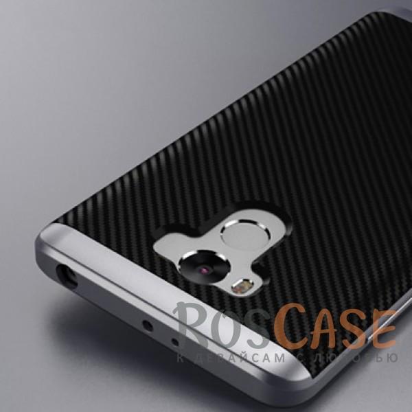 Чехол iPaky TPU+PC для Xiaomi Redmi 4 Pro / Redmi 4 Prime (Черный / Серый)Описание:производитель - iPaky;разработан для Xiaomi Redmi 4 Pro / Redmi 4 Prime;материал: термополиуретан, поликарбонат;форма: накладка на заднюю панель.Особенности:эластичный;рельефная поверхность;прочная окантовка;ультратонкий;надежная фиксация.<br><br>Тип: Чехол<br>Бренд: Epik<br>Материал: TPU