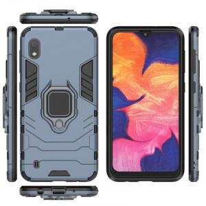 Ударопрочный чехол Transformer Ring под магнитный держатель для Samsung Galaxy A10 (A105F)