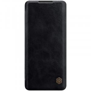 Nillkin Qin | Чехол-книжка из Premium экокожи  для Huawei Honor 30 Pro (Plus)