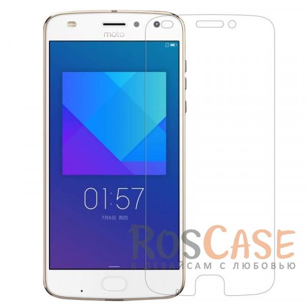 Ультратонкое антибликовое защитное стекло с олеофобным покрытием анти-отпечатки для Motorola Moto Z2 PlayОписание:компания&amp;nbsp;Nillkin;подходит для Motorola Moto Z2 Play;материал: закаленное стекло;защита экрана от царапин и ударов;свойство анти-отпечатки;свойство анти-блик;ультратонкое - 0,2 мм;закругленные края 2,5D;размеры стекла - 150,3*68,5 мм.<br><br>Тип: Защитное стекло<br>Бренд: Nillkin