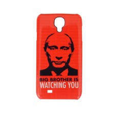 "Оригинальный чехол ""Big brother is watching you""  для Samsung Galaxy S4 (i9500)"
