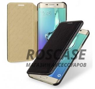 Кожаный чехол (книжка) TETDED для Samsung Galaxy S6 Edge Plus (Черный / Black)Описание:бренд  - &amp;nbsp;Tetded;разработан для Samsung Galaxy S6 Edge Plus;материал  -  натуральная кожа;тип  -  чехол-книжка.&amp;nbsp;Особенности:в наличии все функциональные вырезы;легко устанавливается;тонкий дизайн;защита от механических повреждений;на чехле не заметны следы от пальцев.<br><br>Тип: Чехол<br>Бренд: TETDED<br>Материал: Натуральная кожа