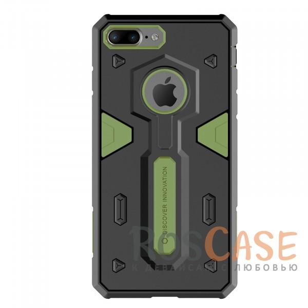 """Фотография Зеленый Nillkin Defender 2   Противоударный чехол для Apple iPhone 7 plus / 8 plus (5.5"""")"""