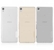 Nillkin Nature | Силиконовый чехол для Sony Xperia XA / XA Dual