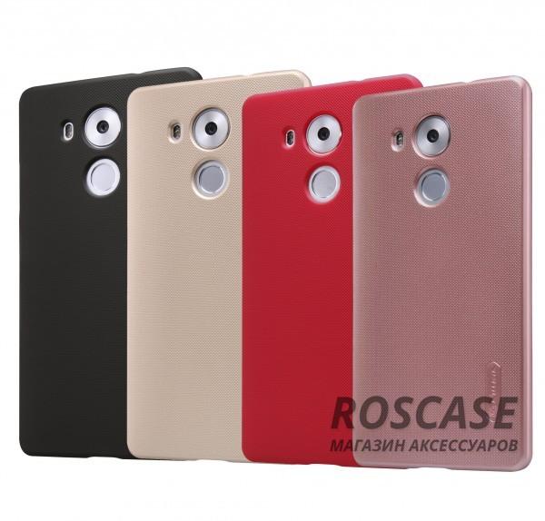 Чехол Nillkin Matte для Huawei Mate 8 (+ пленка)Описание:производитель -&amp;nbsp;Nillkin;материал - поликарбонат;совместим с Huawei Mate 8;тип - накладка.&amp;nbsp;Особенности:матовый;прочный;тонкий дизайн;не скользит в руках;не выцветает;пленка в комплекте.<br><br>Тип: Чехол<br>Бренд: Nillkin<br>Материал: Поликарбонат