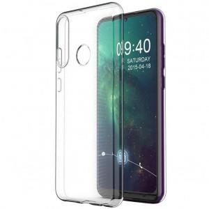 Прозрачный силиконовый чехол  для Huawei P40 Lite E