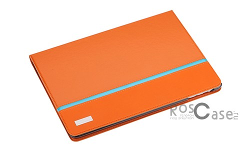 Кожаный чехол (книжка) ROCK Rotate Series для Apple IPAD AIR (Оранжевый / Orange)Описание:производитель  -  Rock;совместимость  - Apple IPAD AIR;материал  -  кожзам;форма  -  чехол-книжка.&amp;nbsp;Особенности:функция подставки;вращается на 360 градусовимеет все нужные вырезы;есть режим Sleep mode;защищает от царапин и потертостей;амортизирует при падении.<br><br>Тип: Чехол<br>Бренд: ROCK<br>Материал: Искусственная кожа