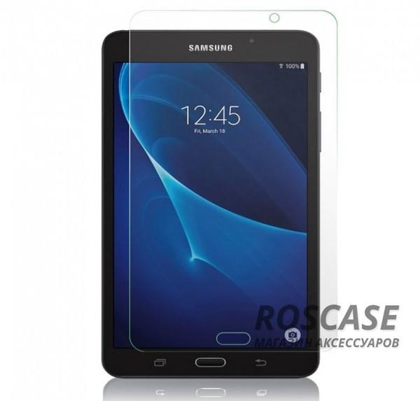 Защитное стекло Ultra Tempered Glass 0.33mm (H+) для Samsung Galaxy Tab A 7.0 (2016) (карт. упак)Описание:совместимо с устройством Samsung Galaxy Tab A 7.0 (2016);материал: закаленное стекло;тип: защитное стекло на экран.&amp;nbsp;Особенности:закругленные&amp;nbsp;грани стекла обеспечивают лучшую фиксацию на экране;стекло очень тонкое - 0,33 мм;отзыв сенсорных кнопок сохраняется;стекло не искажает картинку, так как абсолютно прозрачное;выдерживает удары и защищает от царапин;размеры и вырезы стекла соответствуют особенностям дисплея.<br><br>Тип: Защитное стекло<br>Бренд: Epik
