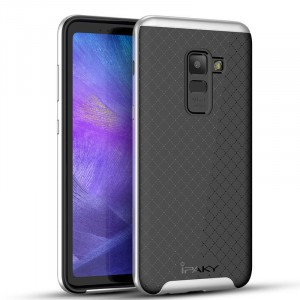 iPaky Hybrid | Противоударный чехол для Samsung A530 Galaxy A8 (2018)