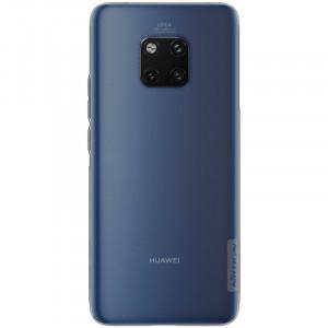 Nillkin Nature | Прозрачный силиконовый чехол для Huawei Mate 20 Pro