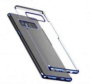 Baseus Glitter | Ультратонкий чехол для Samsung Galaxy Note 8 с глянцевыми торцами