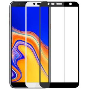 5D защитное стекло для Samsung Galaxy J6+ (2018) на весь экран