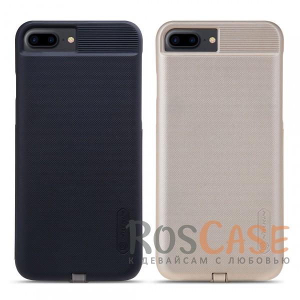 Пластиковая накладка Nillkin Magic с модулем приема от беспроводного ЗУ для Apple iPhone 7 plus (5.5<br><br>Тип: Чехол<br>Бренд: Nillkin<br>Материал: Пластик