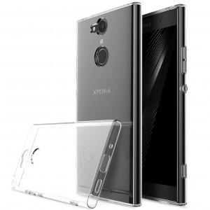 Ультратонкий силиконовый чехол для Sony Xperia XA2